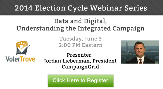 Webinar: Data and Digital, Understanding the Integrated Campaign